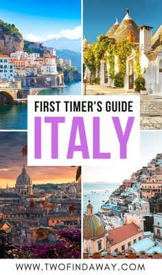 Italy is on every traveler's bucket list for great reason. What you need to know before your first trip to Italy. First Timer's Travel Guide to Italy: What To Know Before You Visit Italy I Travel Tips Italy I Plan Italy Trip I Italy Itinerary I What to do in Italy I Where to Go in Italy I Things to do in Italy I Italy Travel Guide I Europe Wanderlust I Europe Best Destinations I Bucket List Destinations #italy #wanderlust #europetravel #travelguide Italy Travel Tips, Europe Travel Guide, Travel Guides, Travelling Europe, Travel Abroad, Italy Vacation, Italy Trip, Italy Destinations, Hiking Europe