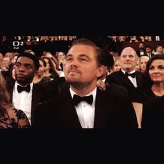Leonardo DiCaprio uses belated Oscar win to lecture on climate change Leonardi Dicaprio, Oscar Wins, Hollywood Party, The Revenant, Living Legends, Film Industry, Celebs, Celebrities, Brad Pitt