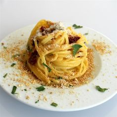 """Sicilian Spaghetti 