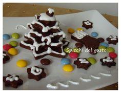Spicchi del gusto: Alberello di natale speziato al cioccolato