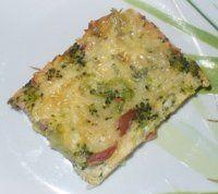 Zapečená brokolice s rýží Quiche, Breakfast, Food, Morning Coffee, Essen, Quiches, Meals, Yemek, Eten