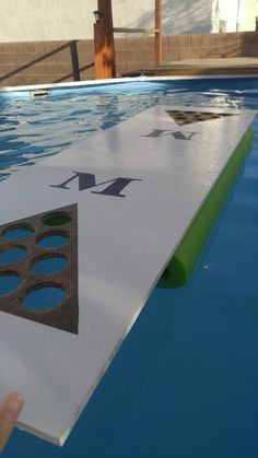 Pool Beer Pong, Beer Pong Tables, Employee Performance Review, Custom Pools, Pool Ideas, Fun Stuff, Diy Crafts, Outdoor Decor, Party