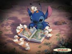 Stitch reading