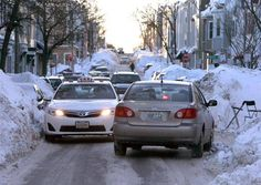 Until further notice everybody is going to be late for everything!  (Boston Feb 2015)
