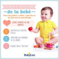 Estimula El Autoestima De Tu Bebe