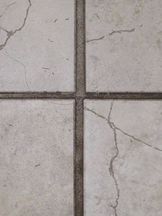 Not a fan favorite - Discolored Grout.