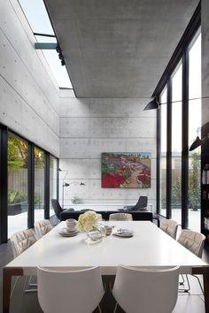 Woollahra's Orama House   featured in Habitusliving   Vitrocsa Sliding Doors