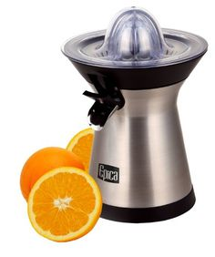 Reviewed: Epica Stainless Steel Electric Citrus Juicer