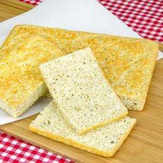 Paleo Sandwich Bread (Focaccia)