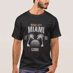 300e03f6c Miami T-Shirt - summer gifts season diy template ideas Toy Story, Halloween  Outfits