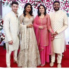 Unseen Pictures From Priyanka Chopra Brother Siddharth Chopra's Roka Ceremony Are Just Too Beautiful - HungryBoo