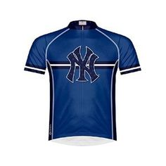 Primal Wear 2015 Mens New York Yankees Cycling Jersey  YAN1J20M XL >>> Want additional info? Click on the image. #life