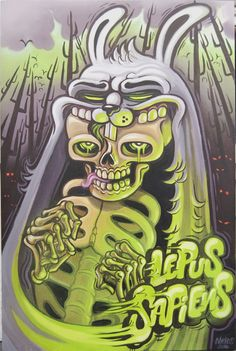 PURE EVIL SOLOSHOW LONDON 2010 by NYCHOS , via Behance