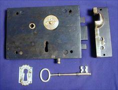 Carpenter Locks, Rim Locks