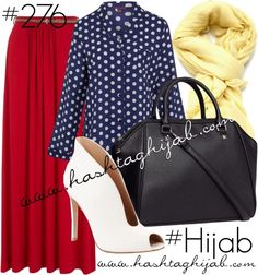 Hashtag Hijab Outfit #276