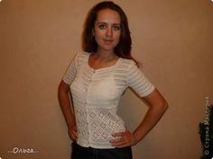 вязаные летние кофты крючком: 22 тыс изображений найдено в Яндекс.Картинках