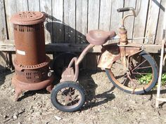 Love this rusty old stuff.....