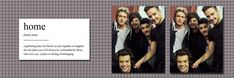 One Direction Headers, Home One Direction, One Direction Wallpaper, Twitter Layouts, Twitter Headers, Twitter Header Aesthetic, Twitter Banner, Who You Love, Looking Back