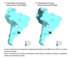 ¿Cuáles son los países con el internet más lento de Latinoamérica? | tecno.americaeconomia.com | AETecno - AméricaEconomía