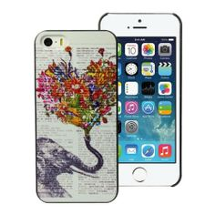 amtonseeshop New Fashion Hot Variou Painted Pattern Phone Hard Back Case for iPhone 5 5S (Elephant with Flower) amtonseeshop,http://www.amazon.com/dp/B00HFP85H8/ref=cm_sw_r_pi_dp_-9B9sb00VSCZ3DSG