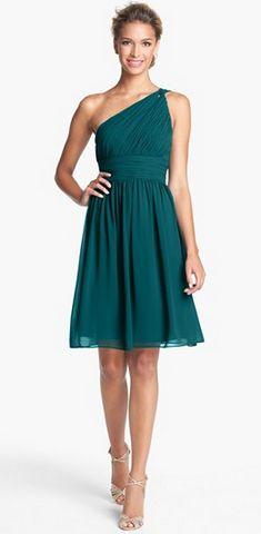 Beautiful bridesmaid dress #donnamorgan
