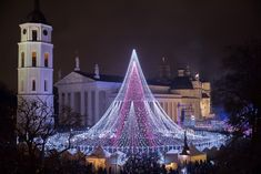 Best Christmas trees in Europe - Europe's Best Destinations