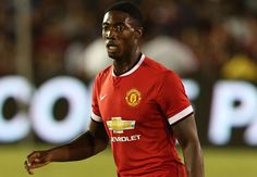 """""""Tyler Blackett on LvG: """"He pushes us hard but is quite relaxed. He knows when to be serious and when to have a laugh"""""""" Real Madrid 2014, David Moyes, United Center, Old Trafford, Sport Football, Man United, 20 Years Old, Have A Laugh, Manchester United"""