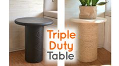 DIY furniture: Why m