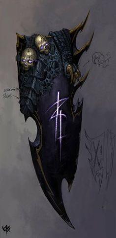 escudo de la parca (reliquia) +no morirás mientras lo portes (si no le das almas te transformas en un zombie controlado por el escudo hasta que te consuma)