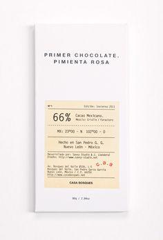 primer chocolate