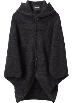 Zucca / Checked Hooded Jacket