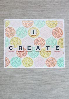 I Create Print By Simply Hue at ShopRuche.com