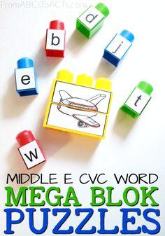 Practice short vowel