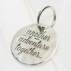 Jewellery Item 3178 > RRP $AUD28.60 | PALAS Jewellery Charmed, Adventure, Personalized Items, My Love, Wanderlust, Journey, Jewellery, Places, Quotes