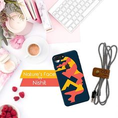 Nature's Face by Nishit!  Buy now on Colorpur.com. . #colorpur #designer #design #art #artist #graphicdesign #flatlays #nature #leather #genuineleather #fashion #style #stylish #love #me #cute #photooftheday #nails #hair #beauty #beautiful #instagood #pretty #swag #pink #girl #girls #eyes #instago #instalike