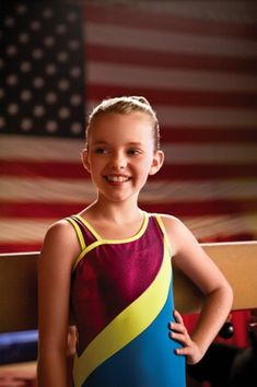 "Jade Pettyjohn as McKenna Brooks  in  ******* ""An American Girl: McKenna Shoots for the Stars 2012""  ---------This is a great movie for the family and kids, good moral story for all in the family....a must see"