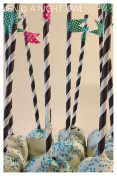 Yummy and easy Cake Pops from a box cake!