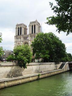 Notre-Dame Cathedral #Paris www.travelfranceonline.com