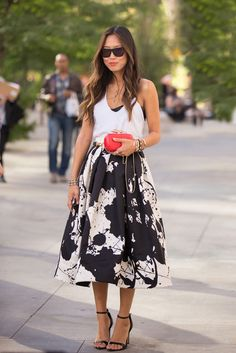 Feminine Outfits That Are Daring, Not Dainty #refinery29