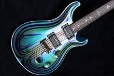 From my personal collection: 2008 LE Private Stock Standard '85 Metal Reissue (only 12 made) painted by Bud Davis. Absolutely MINT.BRAZILIAN Fretboard, all original.Comes with COA + OHSC (see pics).