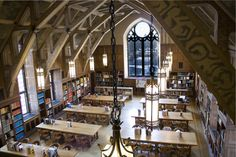 The Oriental Institute Research Archives and Elizabeth Morse Genius Reading Room. (Photo by Foy Scalf / Flickr)