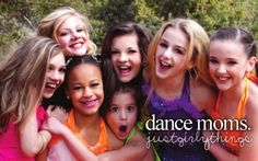 OMG I LOVE DANCE MOMS!!!!!!!!