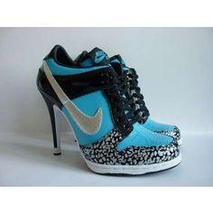 high heel sneakers on nike high heels wedge