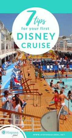 7 tips for your first Disney cruise! Great hacks, ideas and secrets for your first time on the Disney cruise ship. Your family will have an amazing time!! Best Cruise, Cruise Tips, Cruise Travel, Cruise Vacation, Disney Vacations, Disney Travel, Disney Destinations, Vacation Packing, Vacation Places