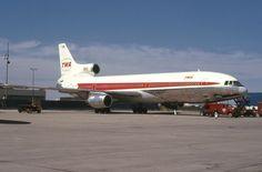 "The Trans World Airlines Lockheed L1011 ""Tri-Star"" - 30 Nov 1972."