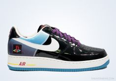 playstation-air-force-1-2006. These are the only Air Forces 1s I would ever want to own lol.
