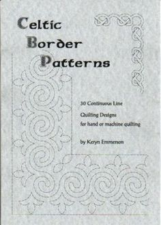 Celtic Border Pattern