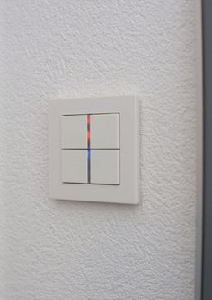 JUNG Smart Panel, Design Switches, Smart control, room controller ...