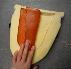 The Hog Ring - Auto Upholstery Blog - Gel Pad 6