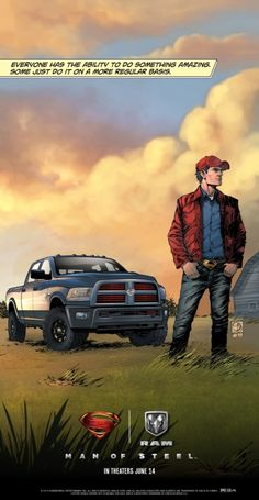 "Dodge Ram 1500 - ""Man of Steel"" Edition"